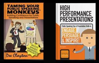 simply amazing training books