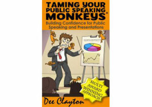 Image of Taming Your Public Speaking Monkeys Book