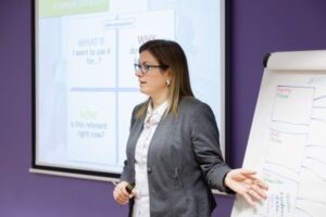 Advanced presentation skills training course