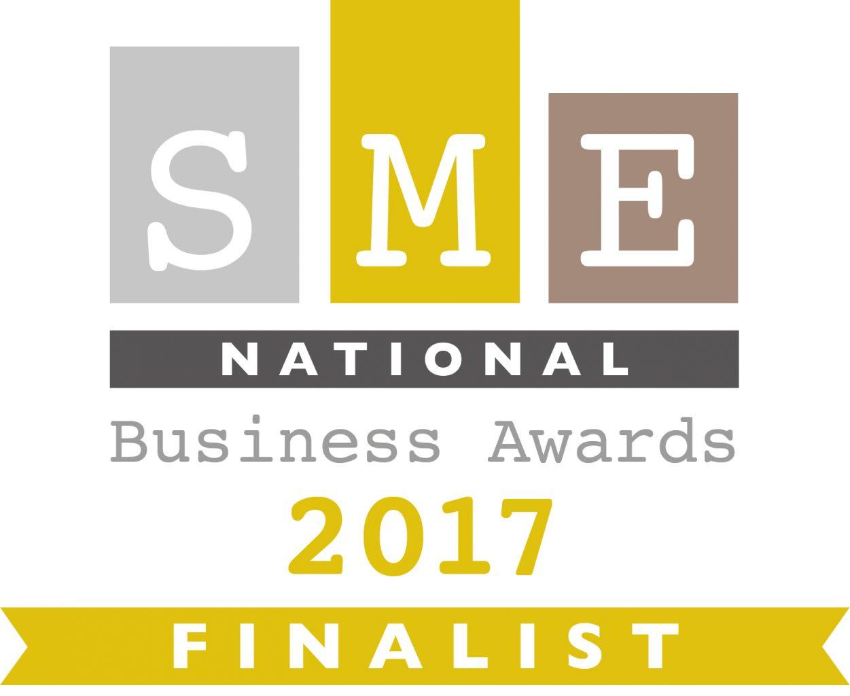 SME National Business Award Finalist 2017