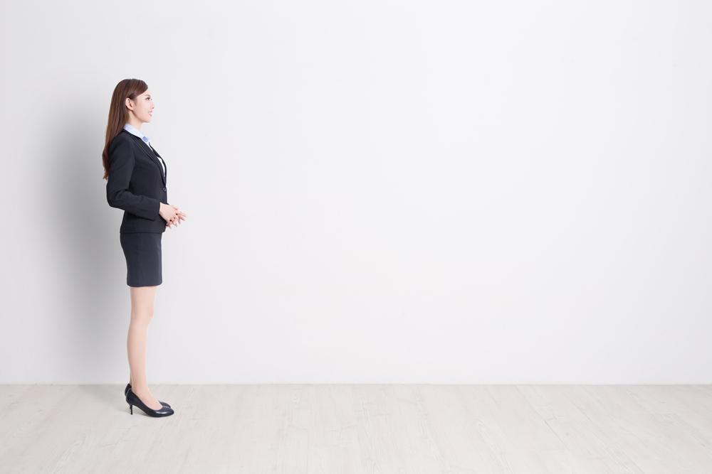 good posture public speaking