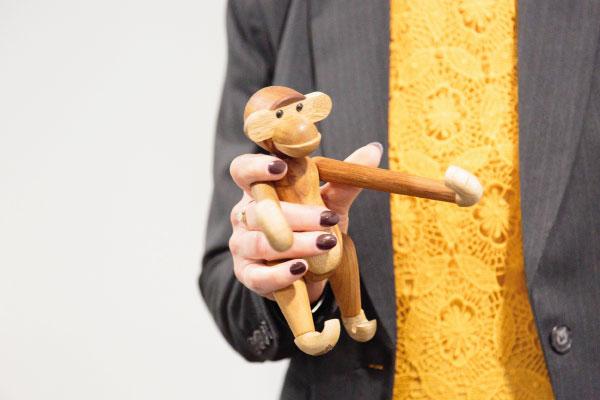 Presentation Skills monkey