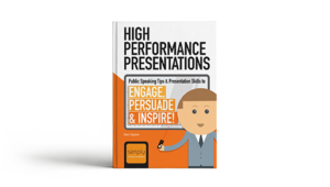 Image of High Performance Presentations Book
