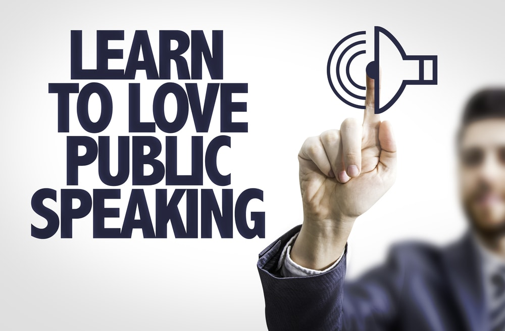 Public speaking coaching to help you win pitches